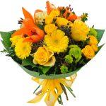 """A Ray of Sunshine"" Floral Arrangement"