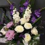"""Beautiful Memories"" Floral Arrangement"