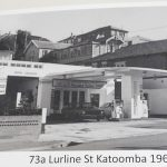Outside Building 1960